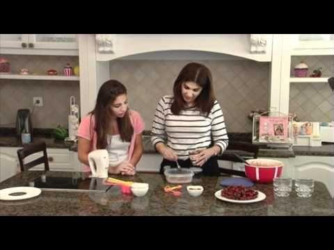 أيس كريم النوتيلا غاده التلي Nutella Ice Cream Ghada El Tally Ice Cram Chocolate Sweet