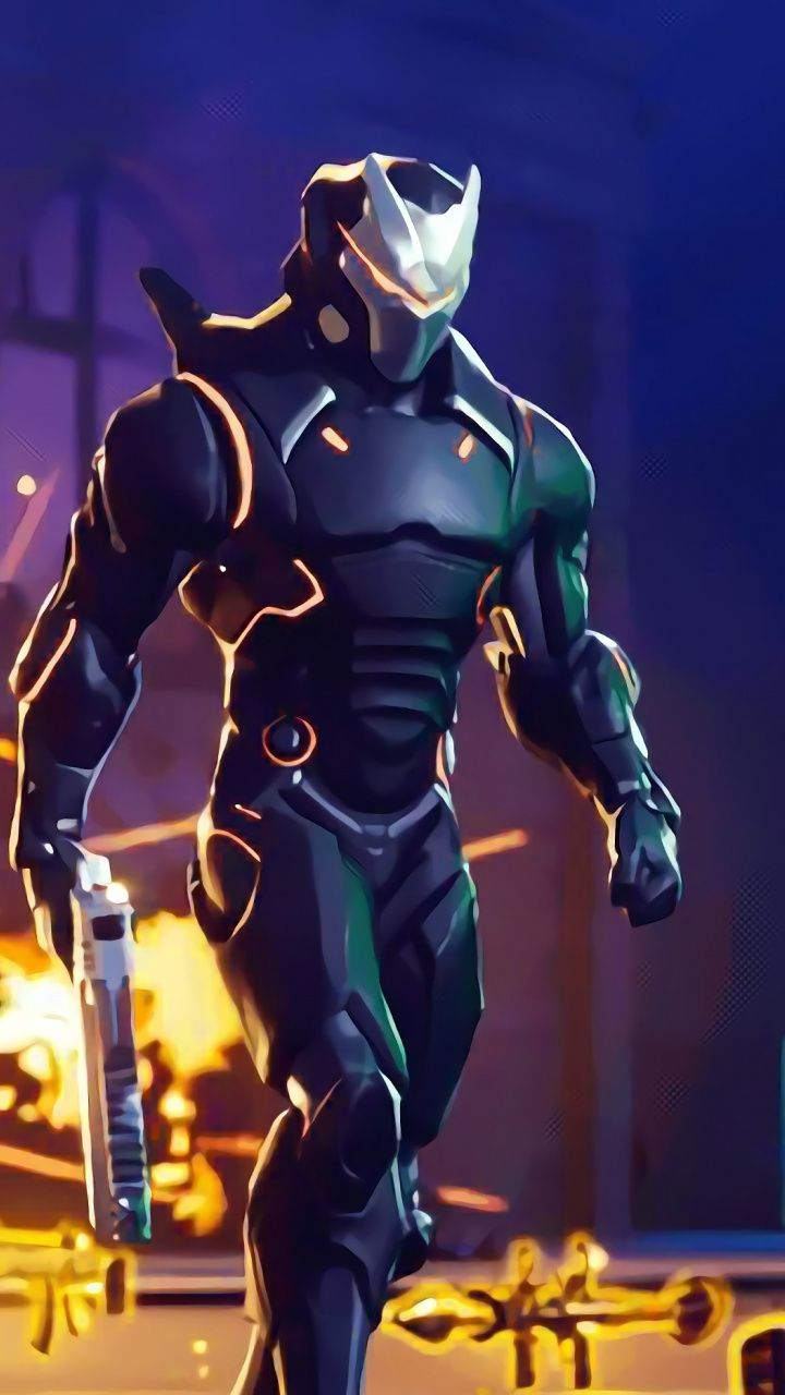 Omega Skin Fortnite Video Game 720x1280 Wallpaper In 2019