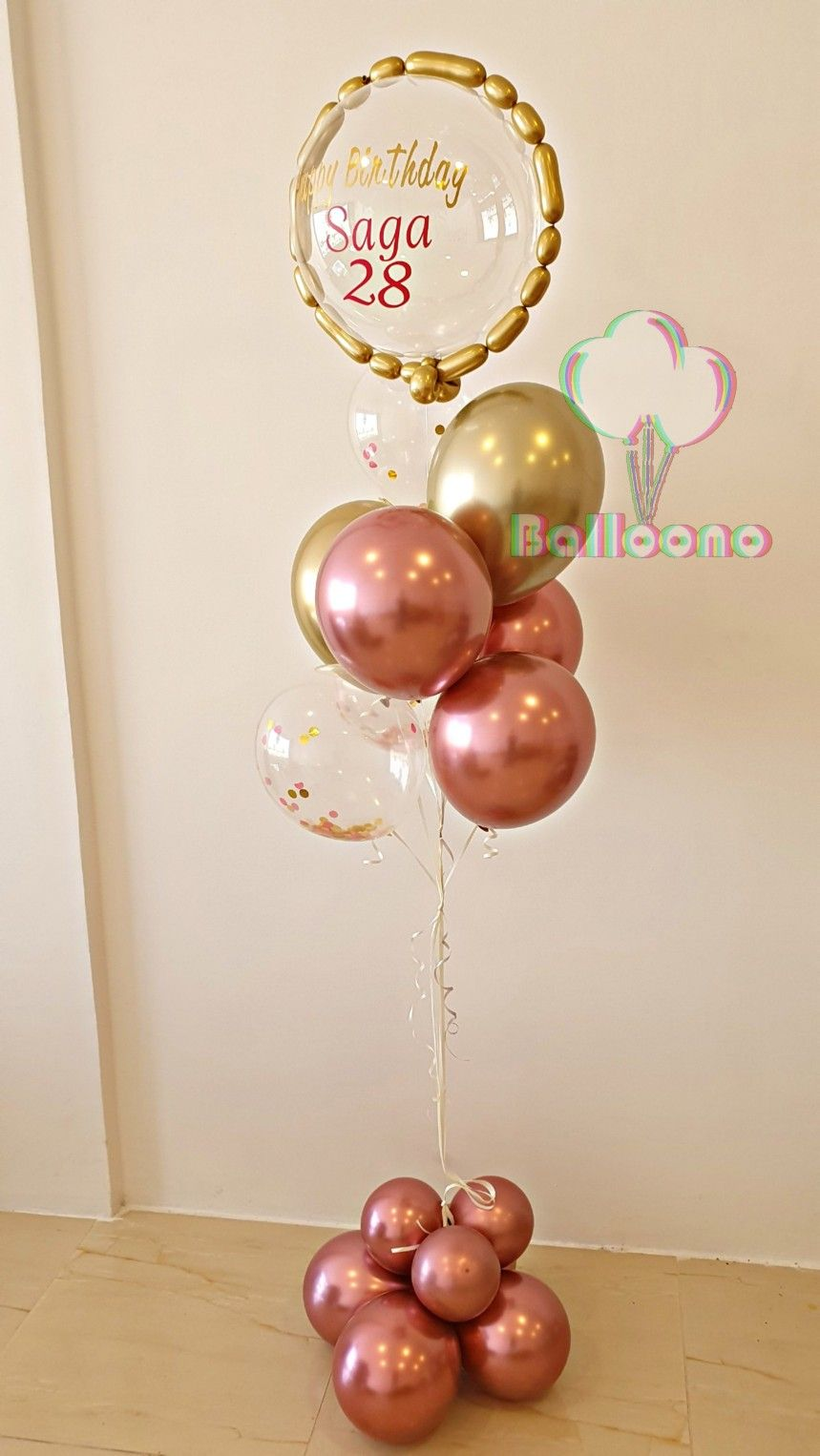 Transparent Balloon Bouquet Very Special Transparent Balloons Balloons Balloon Bouquet