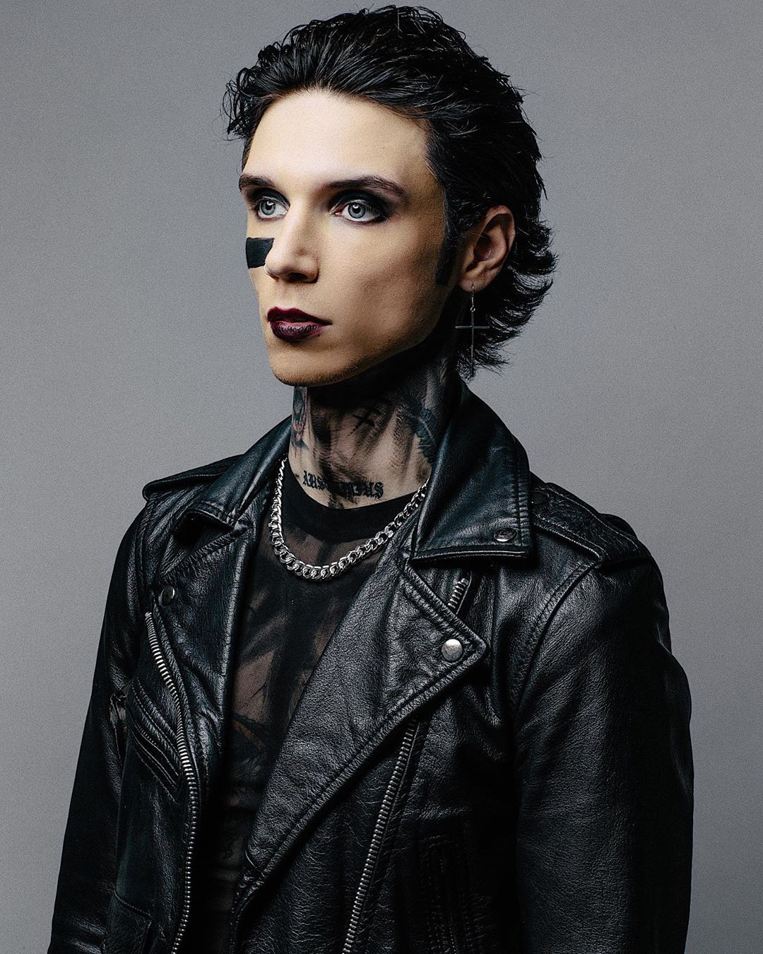 "Andy Biersack on Instagram: """"The Night"" out now! www ..."