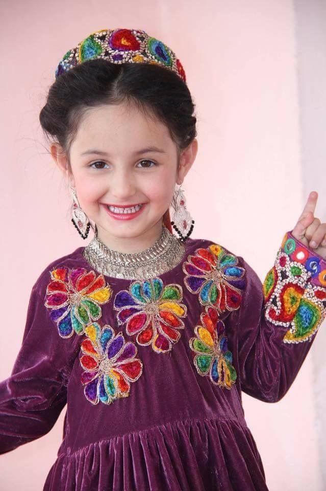 Afghan Tajik girl (دختر تاجيك ، افغان)   Afghanistan