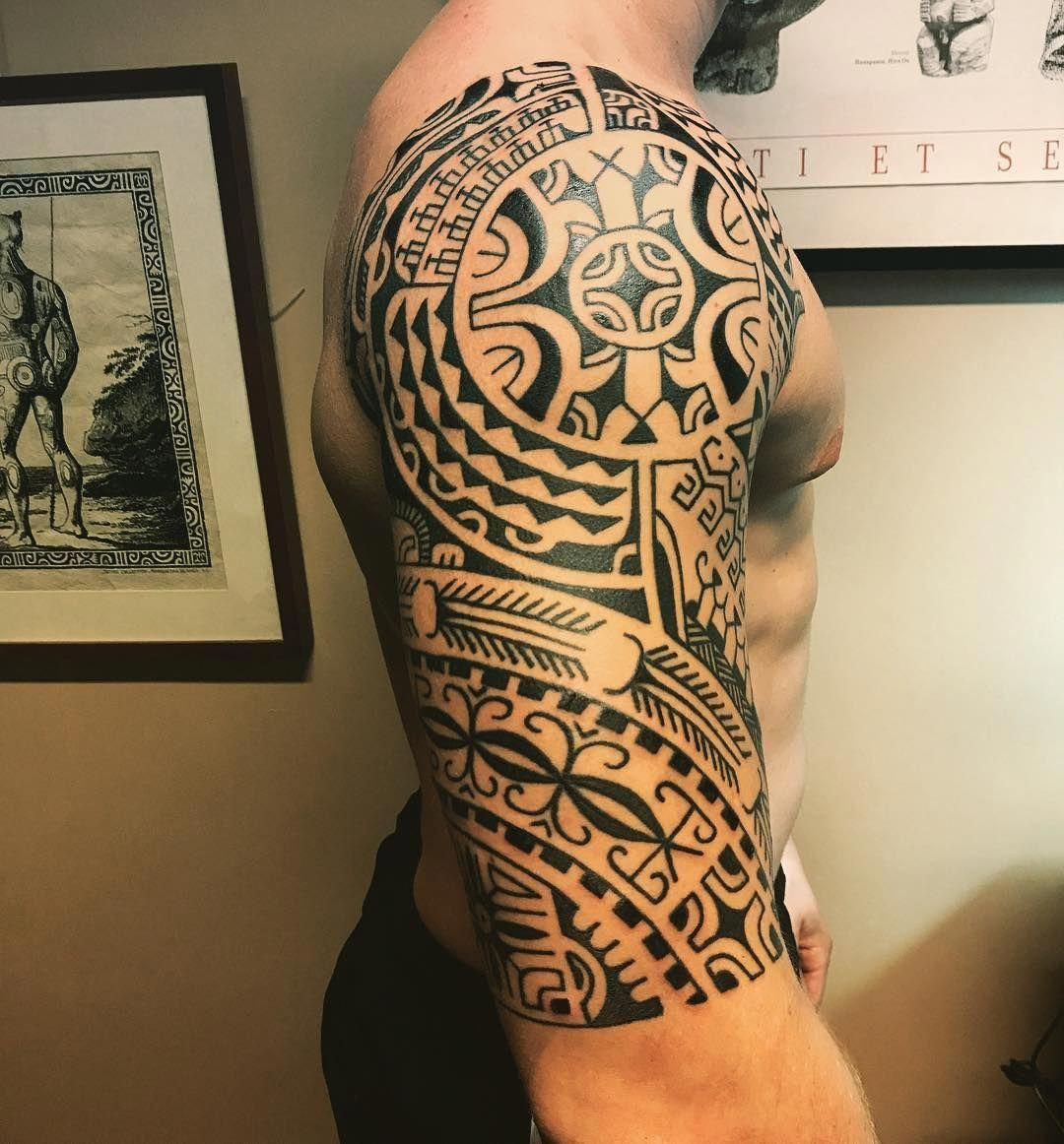 new zealand maori tattoos arm bands Maoritattoos Maori