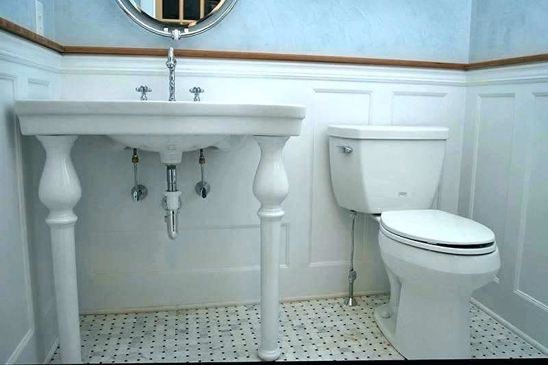 green wainscoting bathroom  google search in 2020