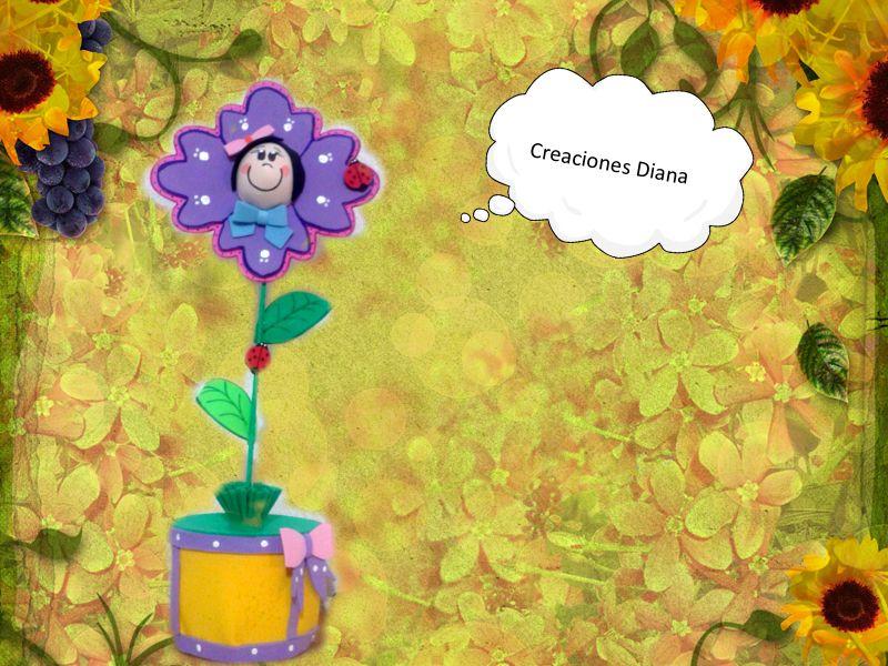 Fofucha en flor $28