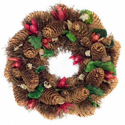 Photo of Learn about wreaths or make your own
