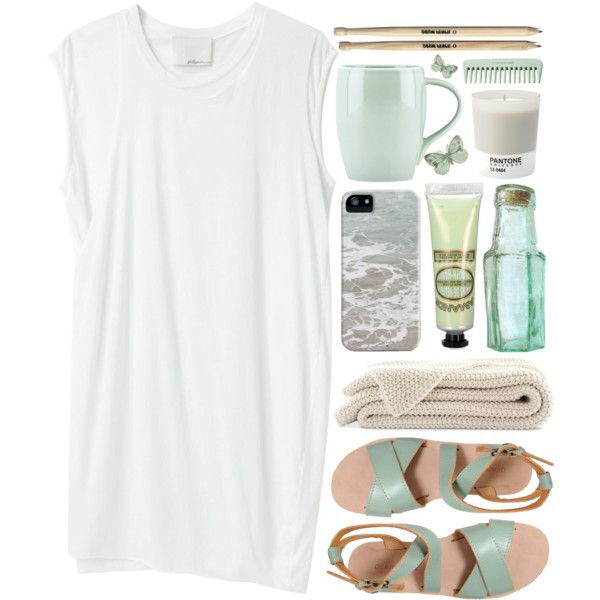 """""""Ocean"""" by vv0lf on Polyvore"""