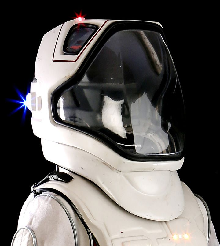 First Contact Spacesuit Helmet Details - Wrath of Dhan ...
