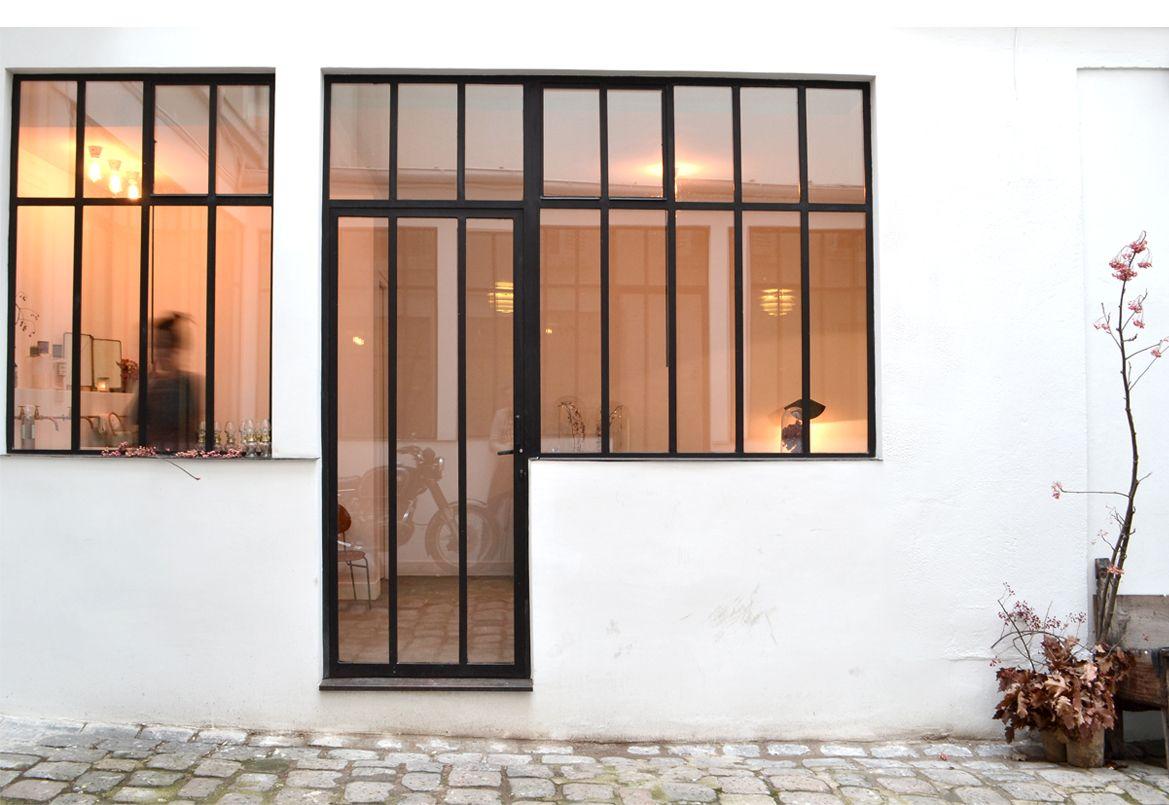 Henriette H Festen Architecture Architecture Porte Vitree Exterieure