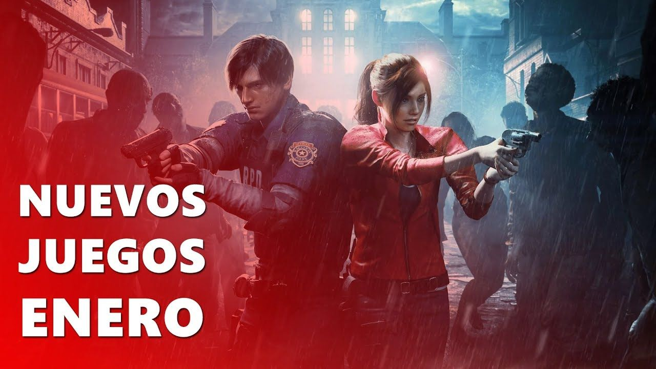 Top 06 Nuevos Juegos Enero 2019 Pc Xbox Ps4 Nintendo Planeta
