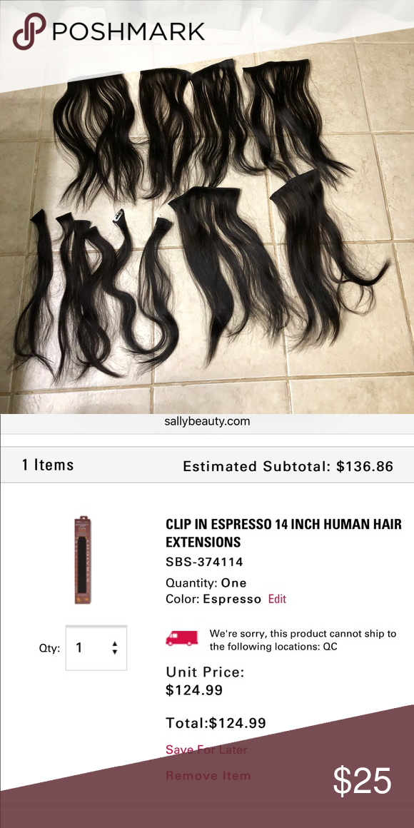 Euronext Hair Extensions Price Is Firm No Trades No Paypal In The