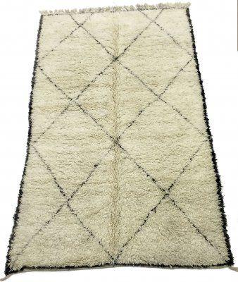 Kelim Marokkanische Berber Teppich Beni Ouarain 300 x 180 cm