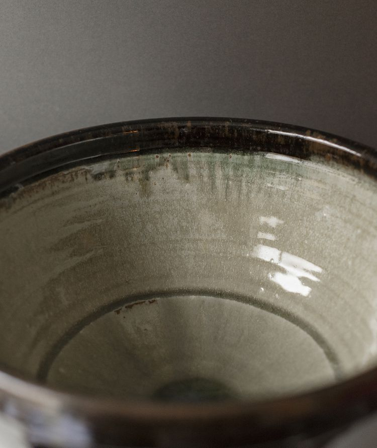 very large cut bowl — Oxford Ceramics