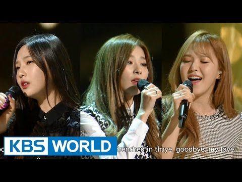 Red Velvet - Goodbye | 레드벨벳 - 안녕 [Immortal Songs 2] - YouTube