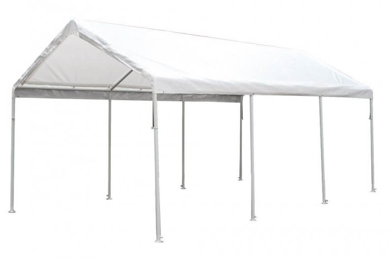 15 Best Carport Canopy Reviews | Outdoor Portable Garages ...