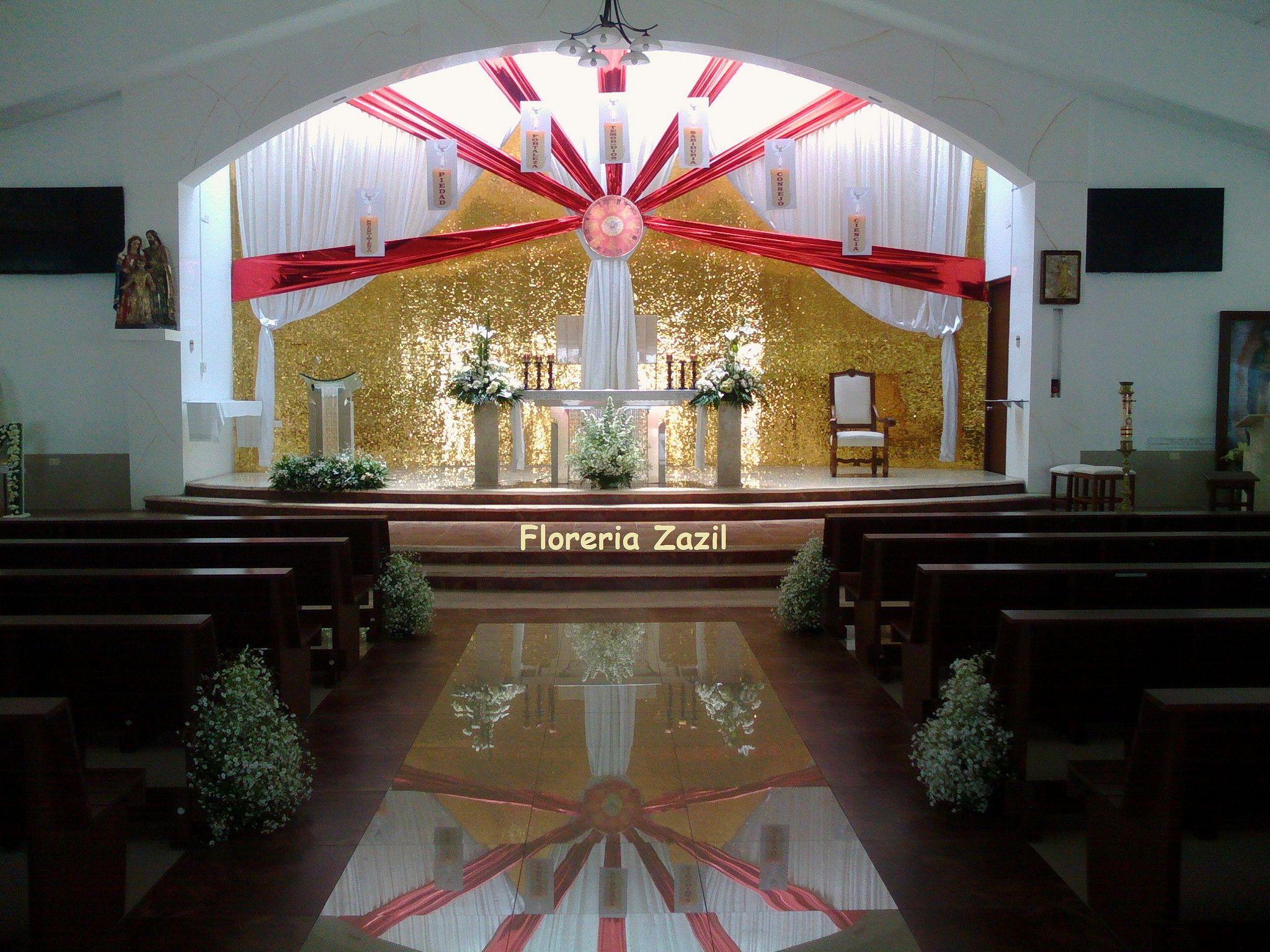decoraci n para iglesias