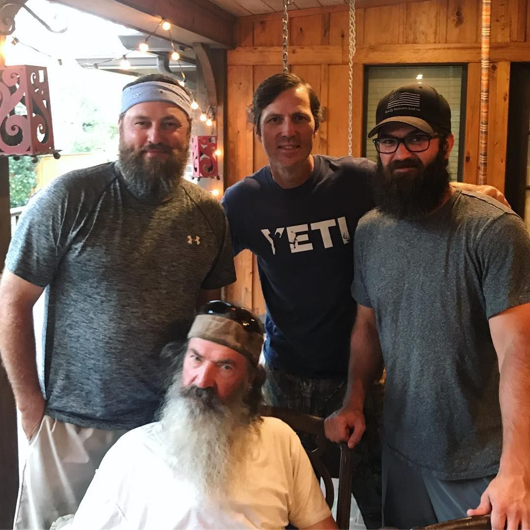 Pin by Bill Acton on Duck Dynasty/Commander  Duck commander, Duck