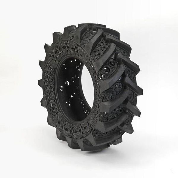 tire carving?