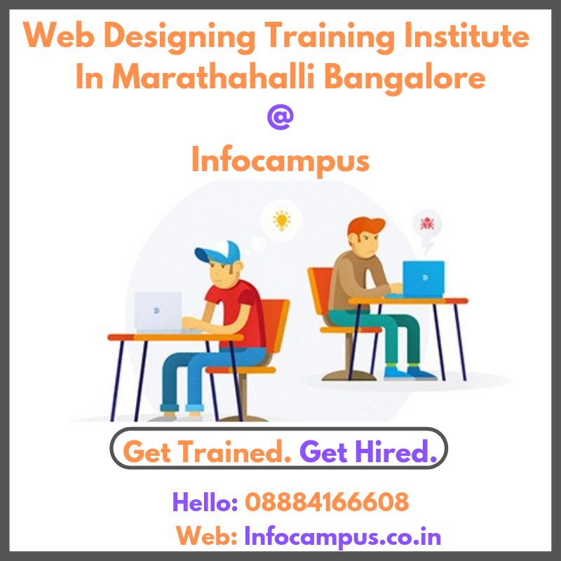 Web Designing Training In Marathahalli Bangalore Web
