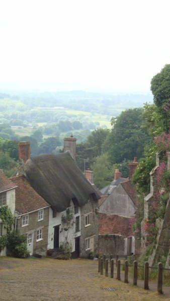 Shaftesbury Dorset Area England England Travel Dorset