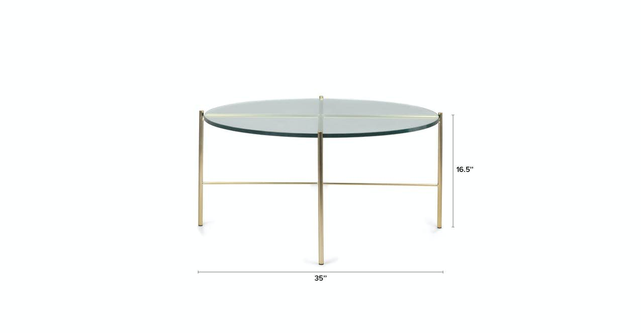 Silicus Pink Round Coffee Table Coffee Table Round Coffee Table Round Glass Coffee Table [ 662 x 1275 Pixel ]