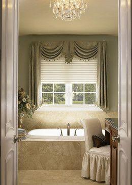St Charles Homes Designer Susette Kubiak Dc Portfolio Bathroom Window Treatments Coverings