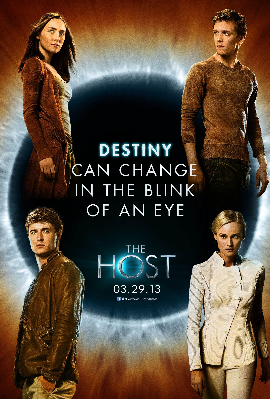 The Host (2013) Concertposters, Hoeden en Character