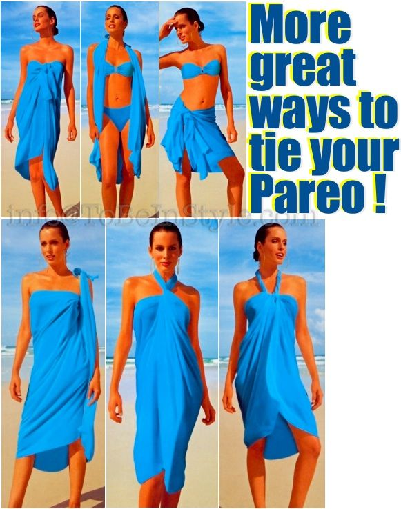 0c5be6fa089ac How to tie a sarong | Why I work | Sarong dress, Sarong tying ...