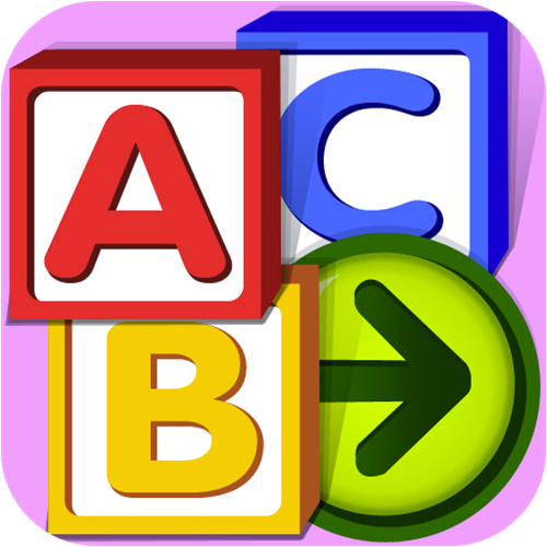 Check out the Starfall ABC App on Iphone