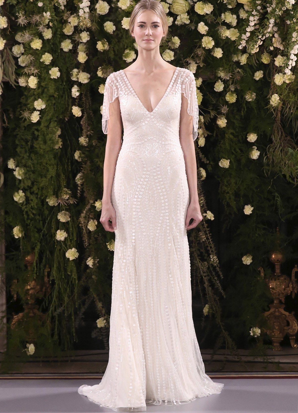 Spring 2019 brides need to see these 33 wedding dresses pinterest jenny packham 2019 junglespirit Images