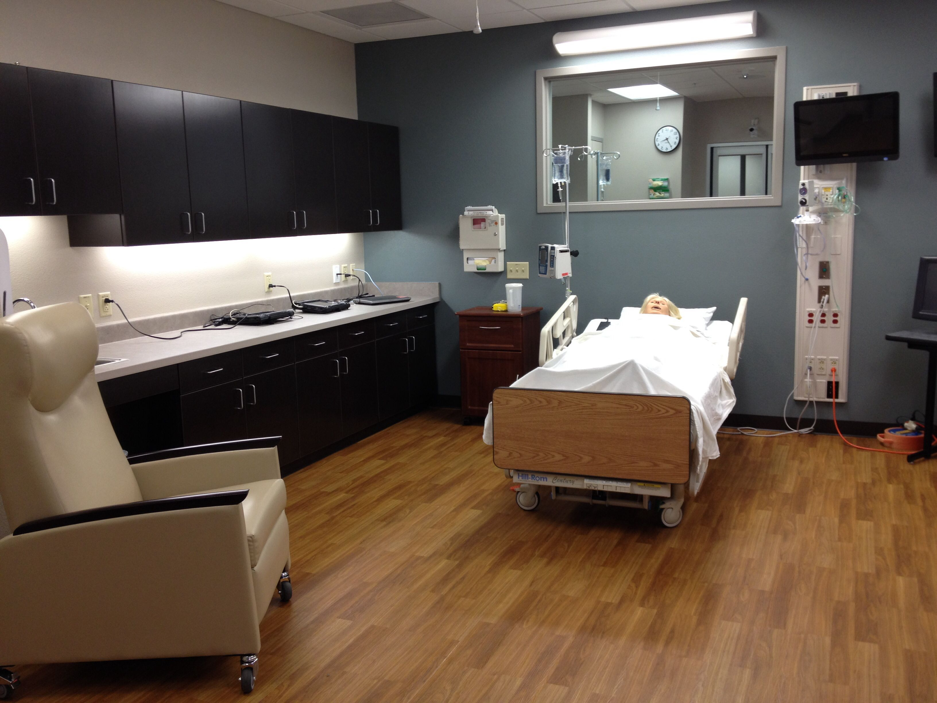 Fox valley technical college health simulation