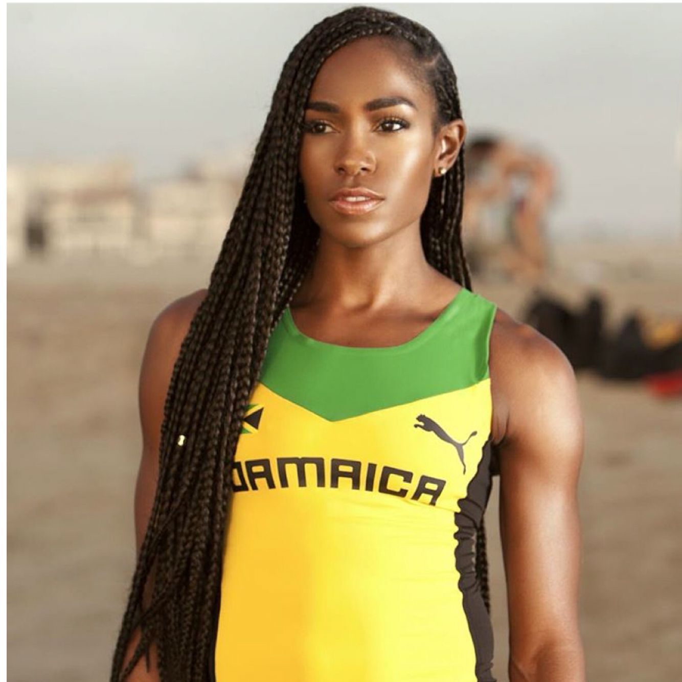 Jamaican track star Shevon Stoddart | Black women are BEAUTIFUL ...