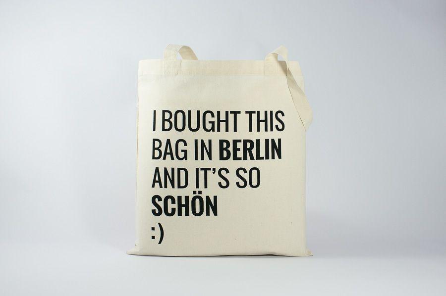 Officine Berlinesi Tote Bag designed in Berlin