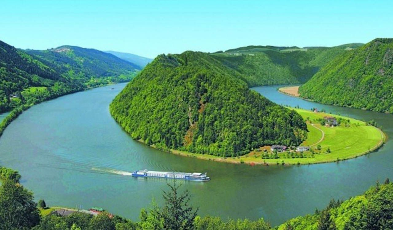 Here Are The List Of Top Rivers Which Are The Most Beautiful - List of all rivers in the world