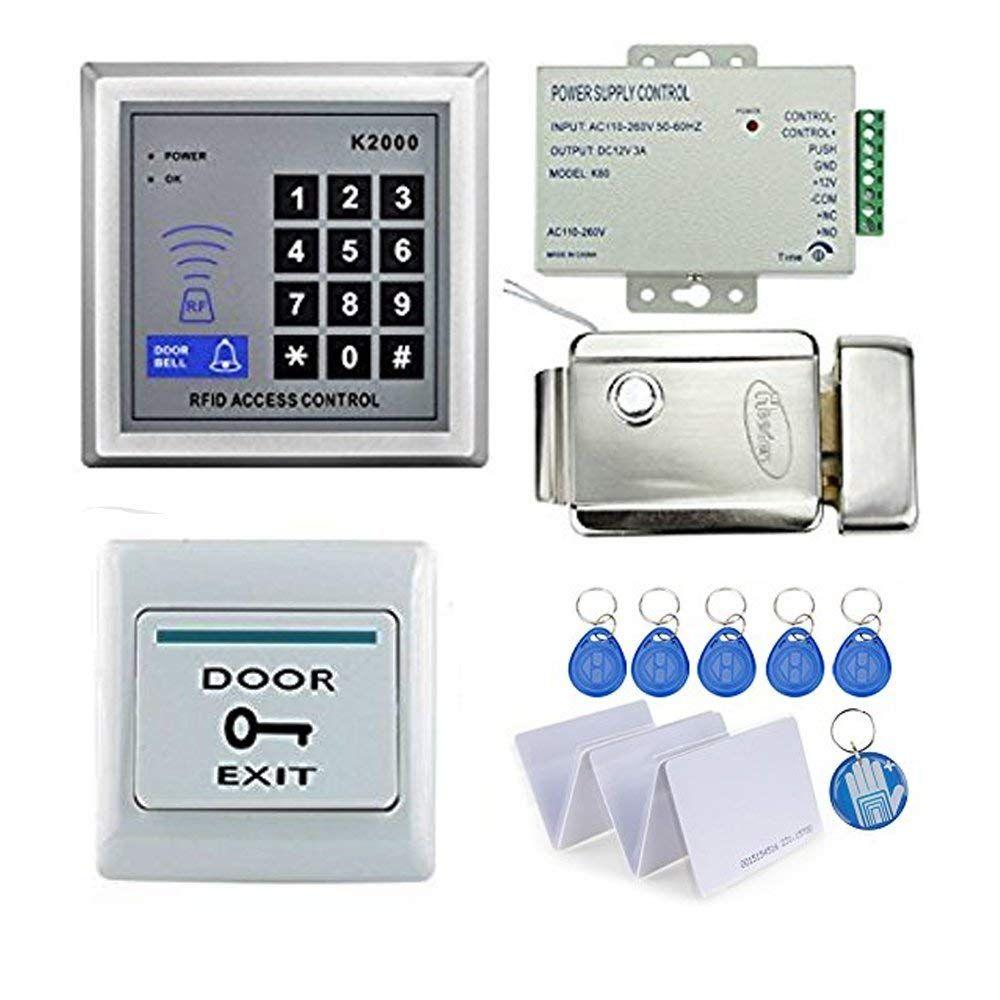 OBO HANDS Kit Completo di Sistema di Controllo Accessi RFID del