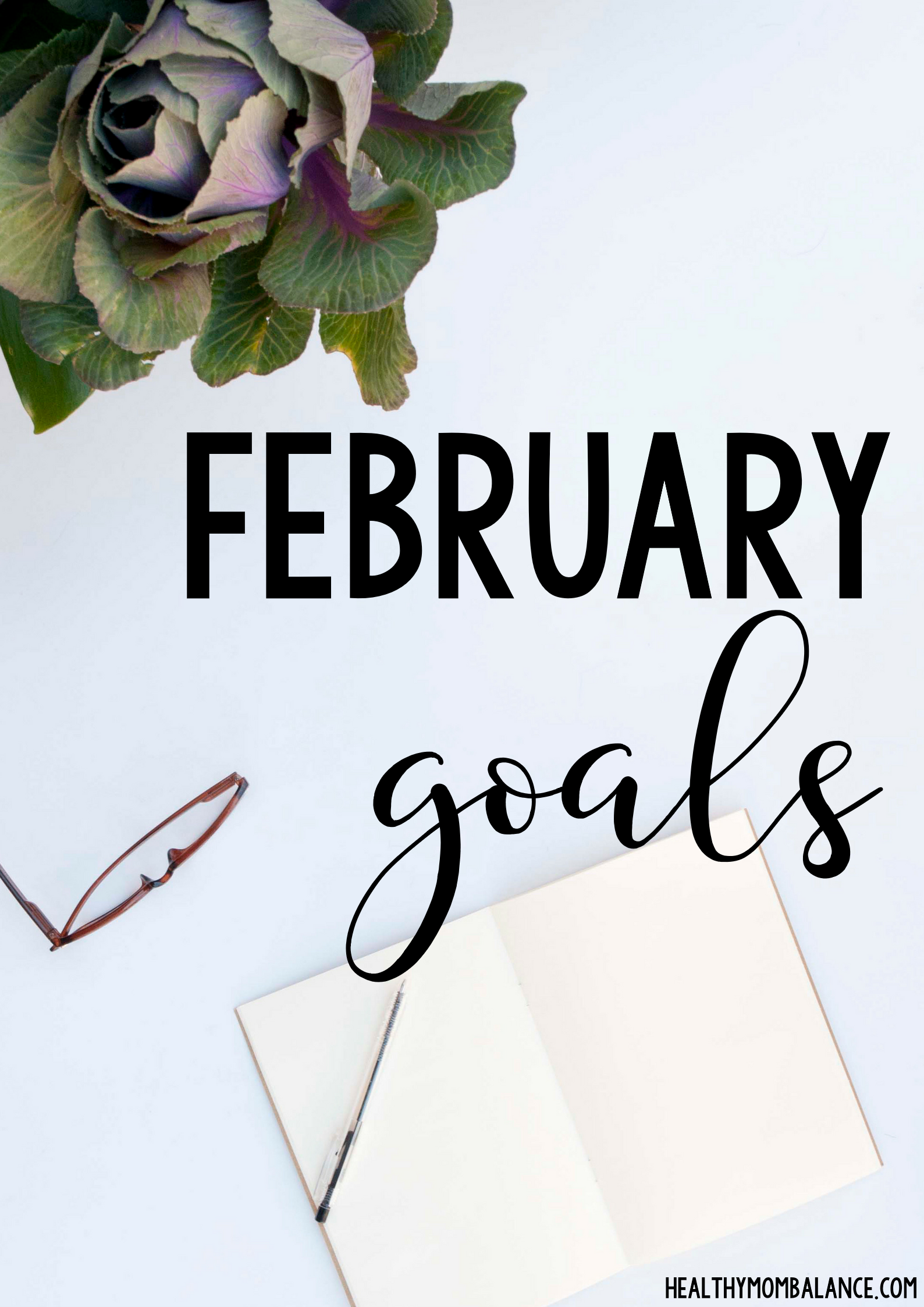 It Is Almost February Time To Set Some Goals For My