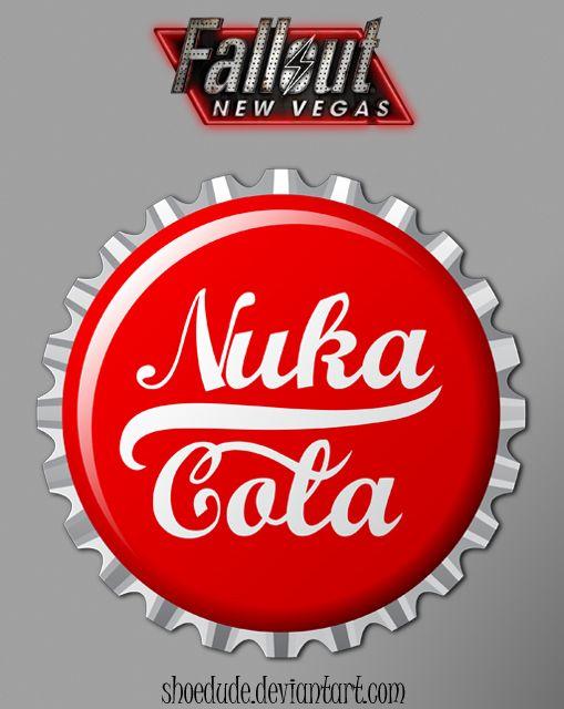 Nuka Cola Bottle Cap By Shoedude On Deviantart Nuka Cola Bottle Caps Nuka Cola Bottle Nuka Cola Quantum