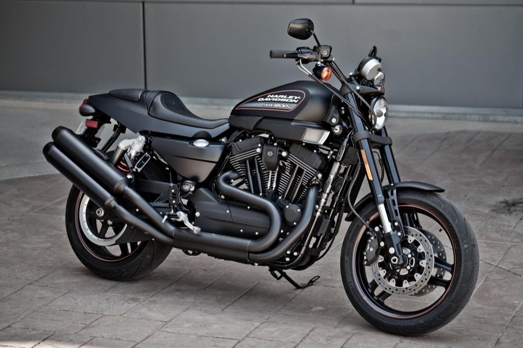 Foto Harley-Davidson XR 1200 X 2012 Le piacciono le curve ...