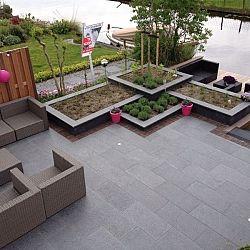 Tuinen In Vorm.Bakken In L Vorm Style In 2019 Tuin Ideeen Tuin