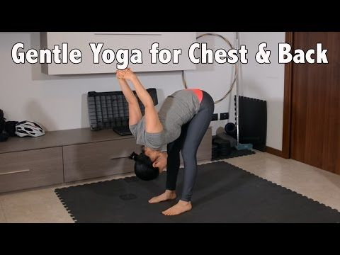 youtube  gentle yoga yoga stretches yoga postures