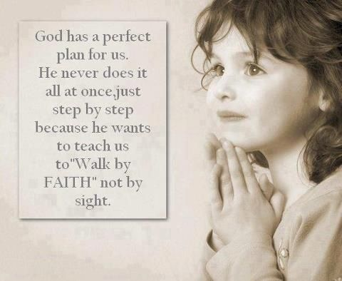 God does have a plan for us.....