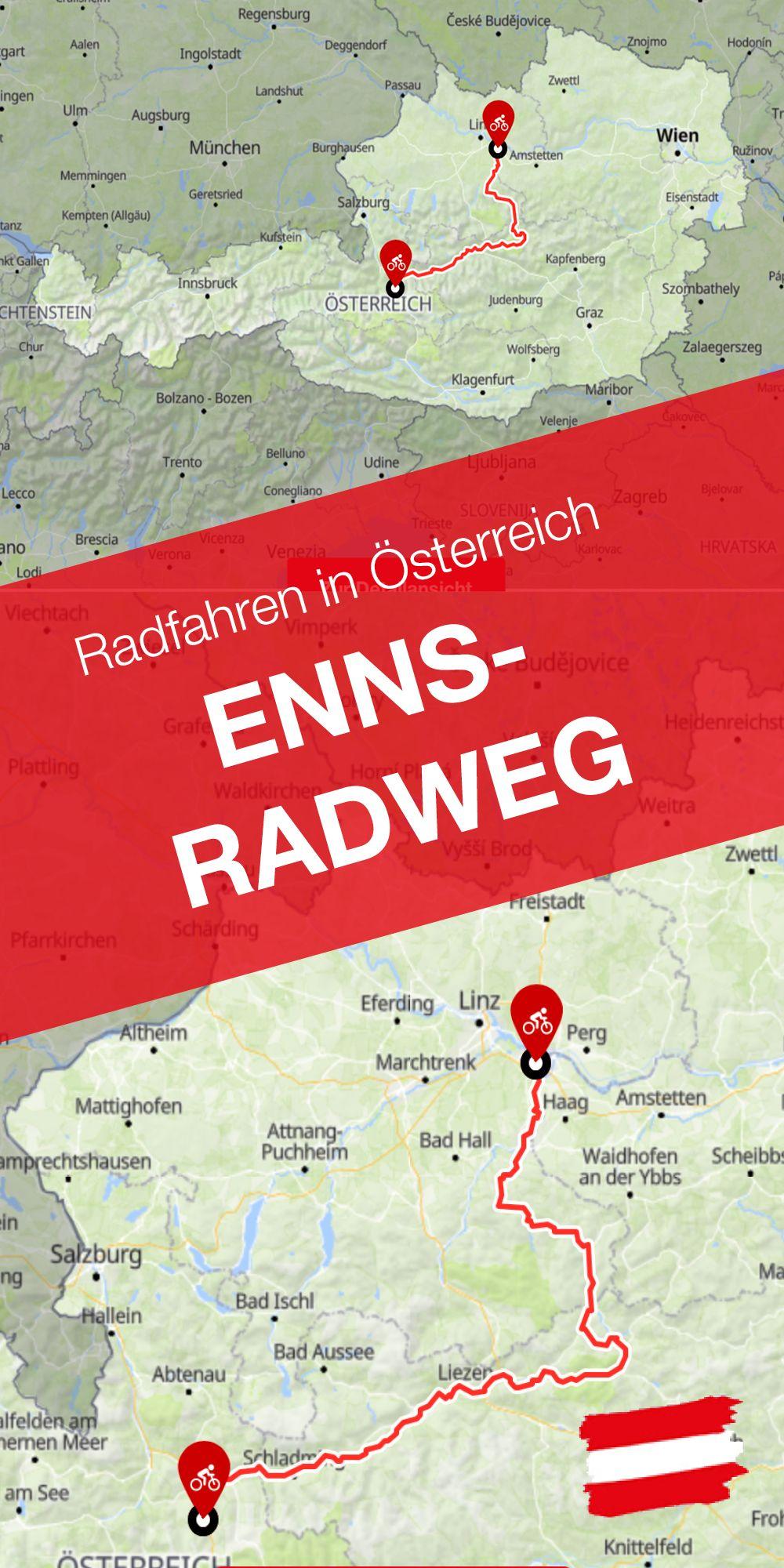 Radfahren Mit Genuss Am Ennsradweg In Osterreich Fahrradroute Steiermark Tourismus Osterreich