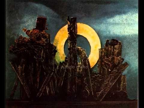 Arthur Honegger Sinfonia N 2 1941 Youtube Arte Aliena Max Ernst Foresta
