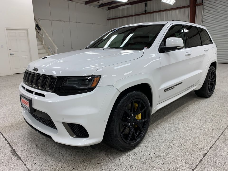 2019 Hennessey Jeep Grand Cherokee Trackhawk Hpe1000 Driving