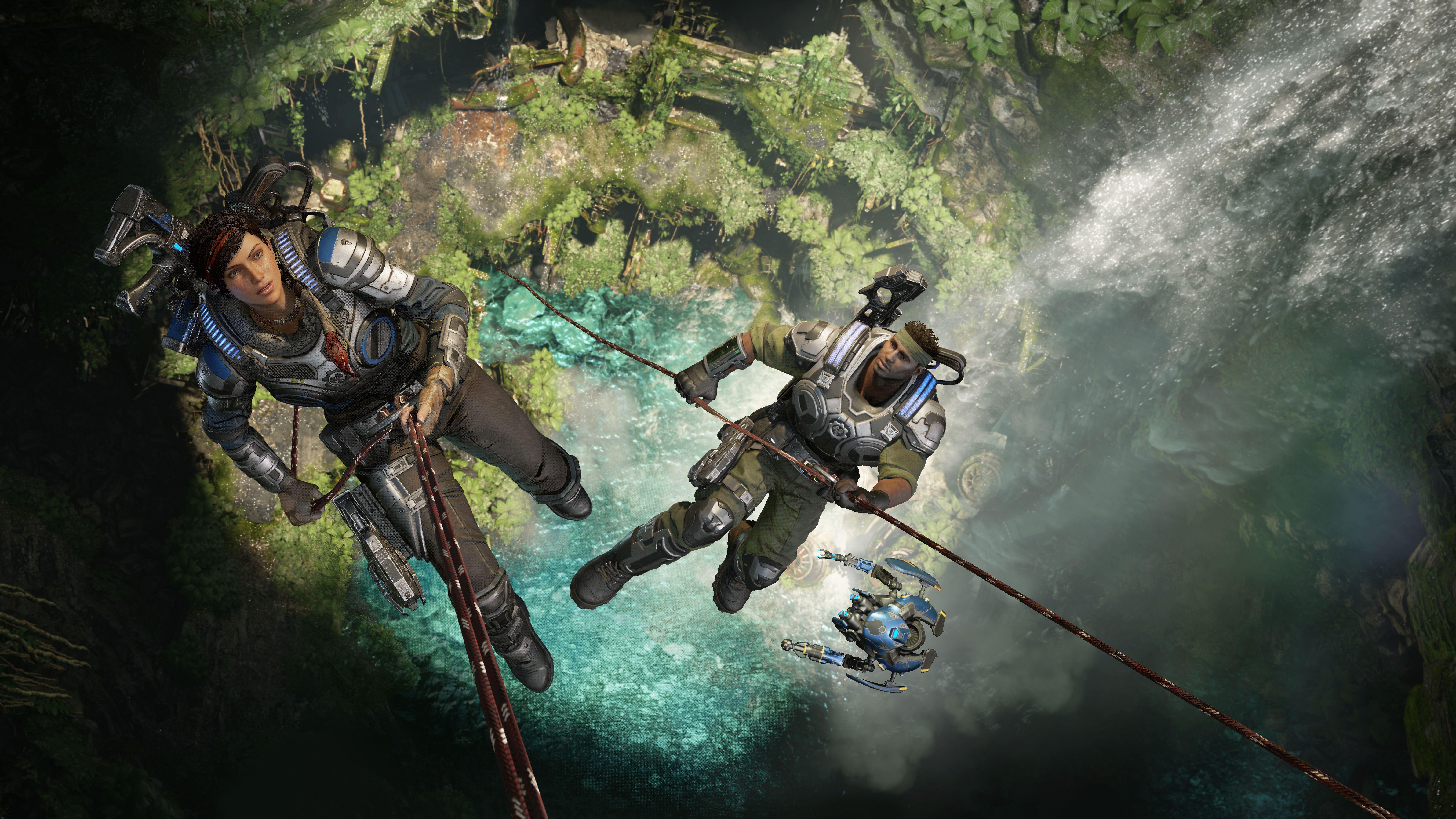 Gears 5 4k Screenshots Gears Of War Game Pass Xbox Games