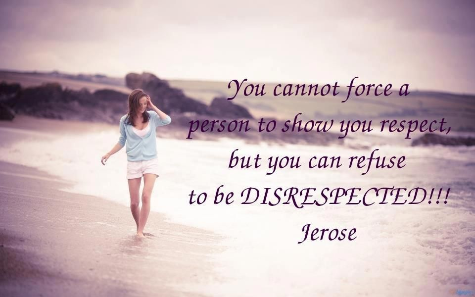 Picture Quotes For Facebook About Respecting Others