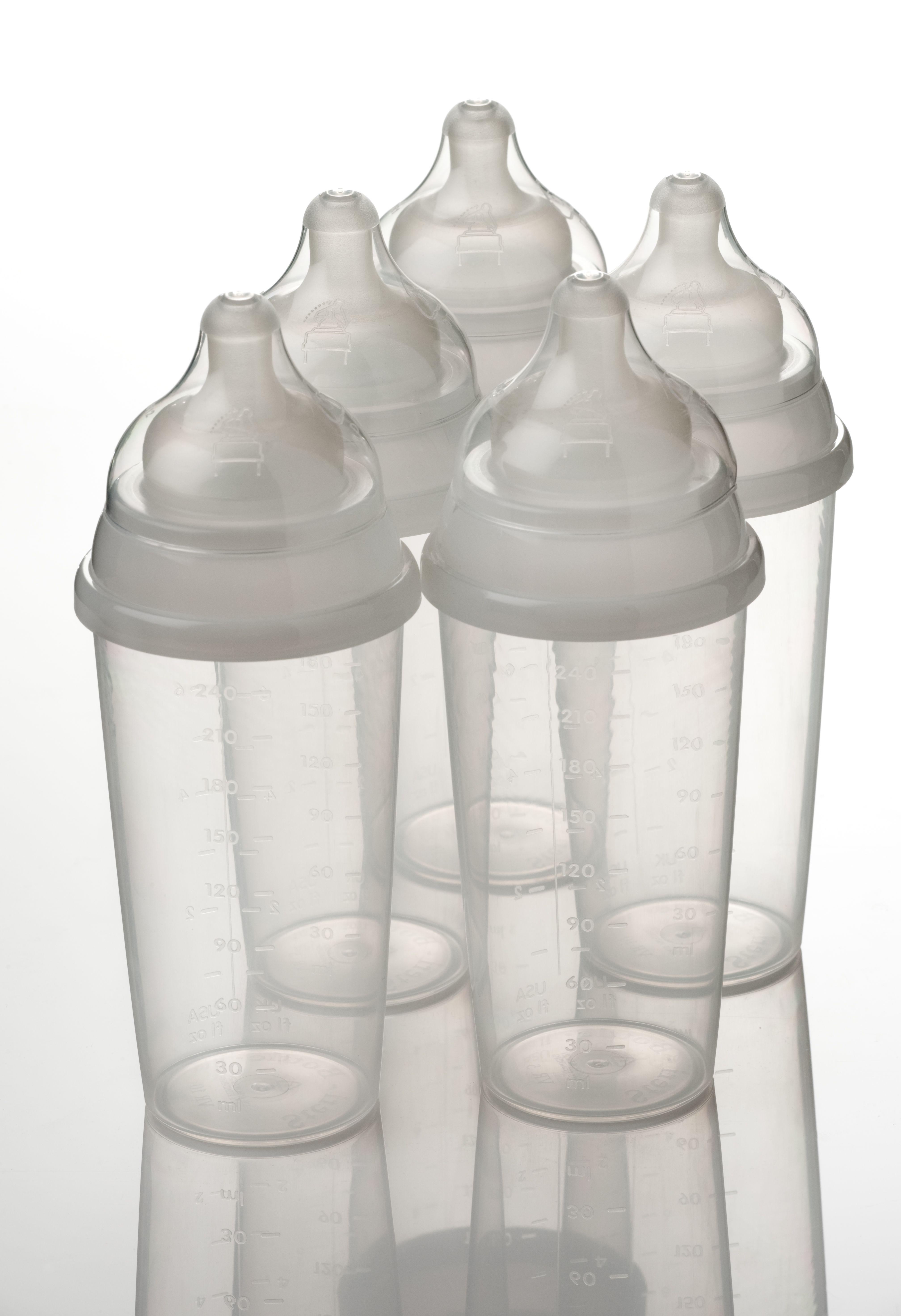 Pack of 5 Steri-Bottle