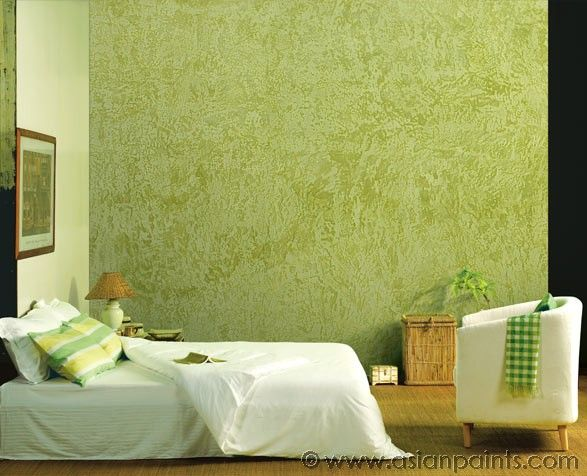 Asian Paints Bedroom Wall Colour