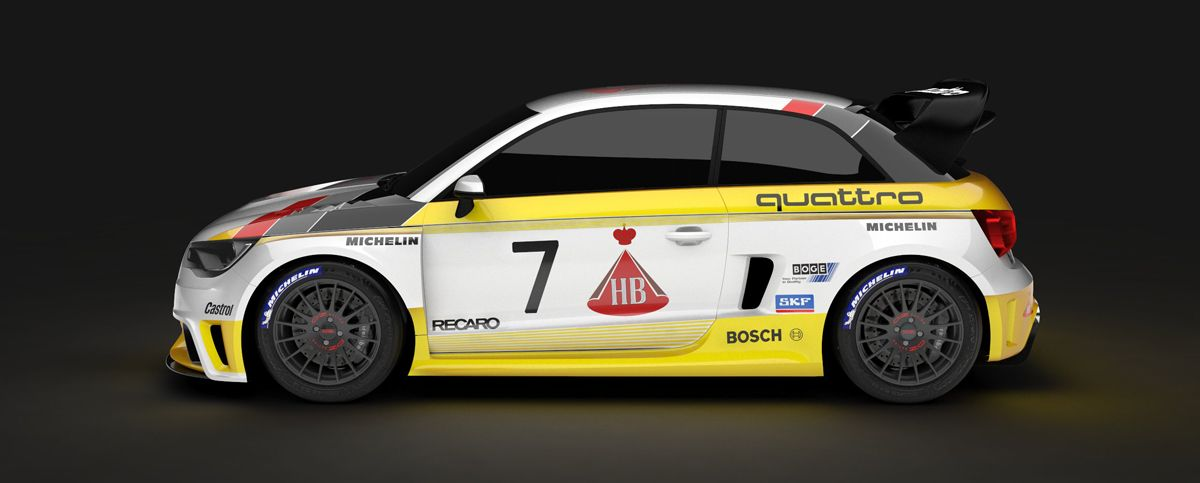 The Mtm A1 Quattro Group B Is A Rally Monster Motorsport Audi