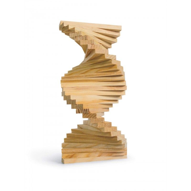 sculpture kapla facile