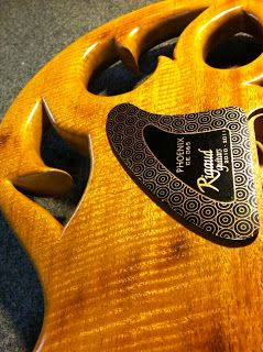 Rigaud Guitars Blog: Electric